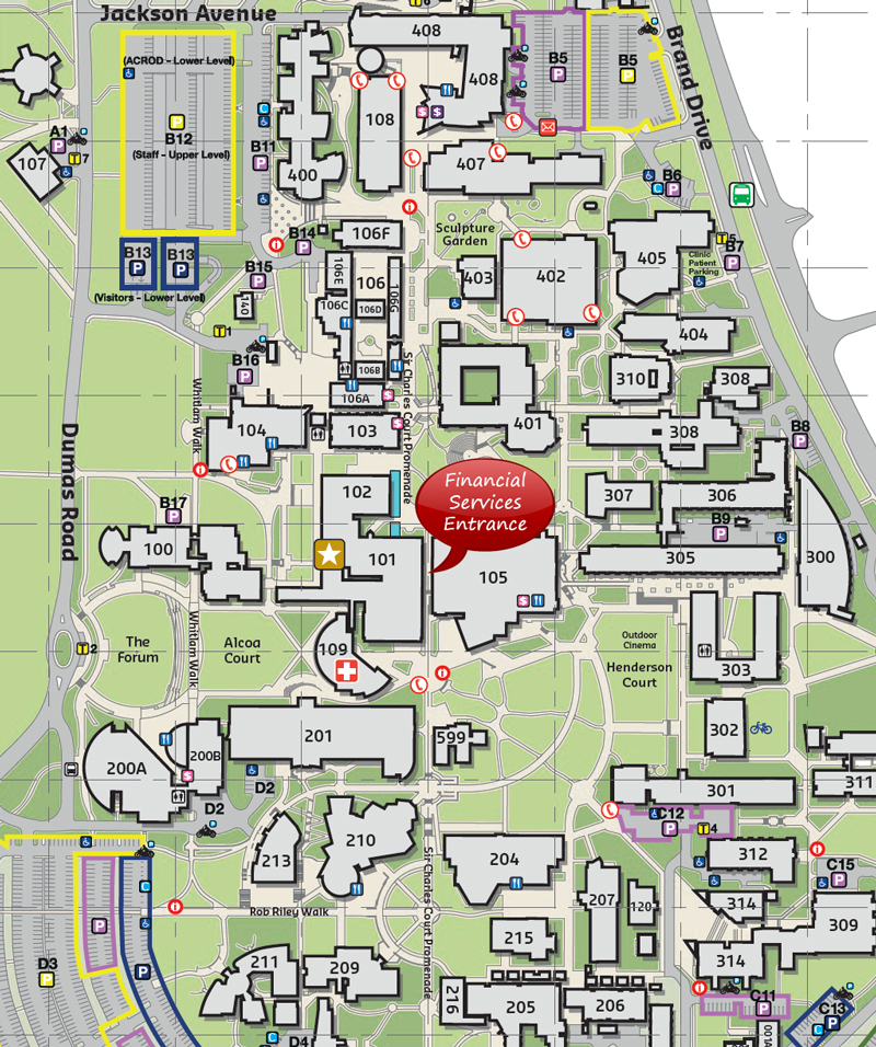 Bentley University Map Curtin Campus Map | Bedroom 2018